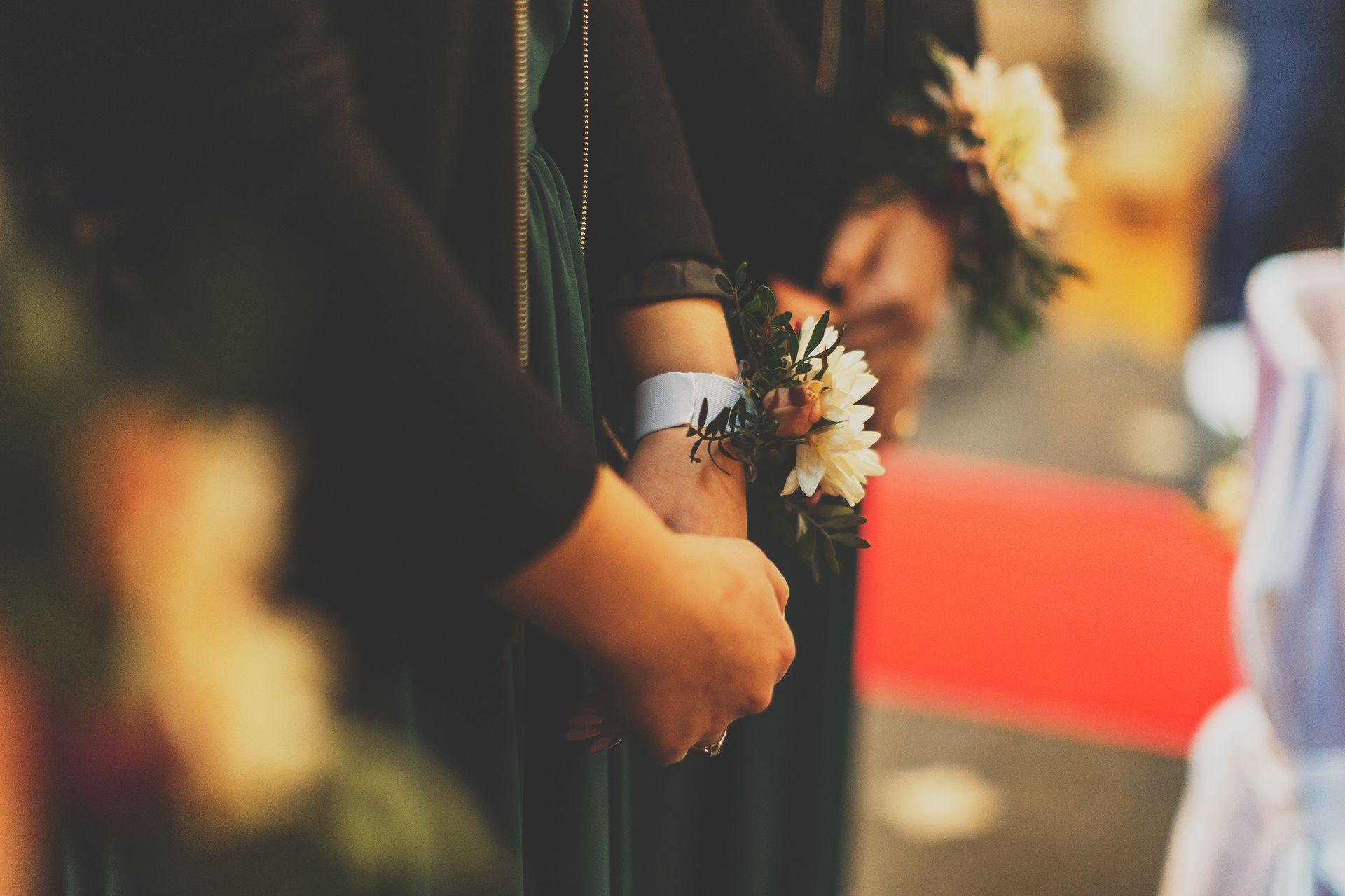 Druhny - kwiaty
