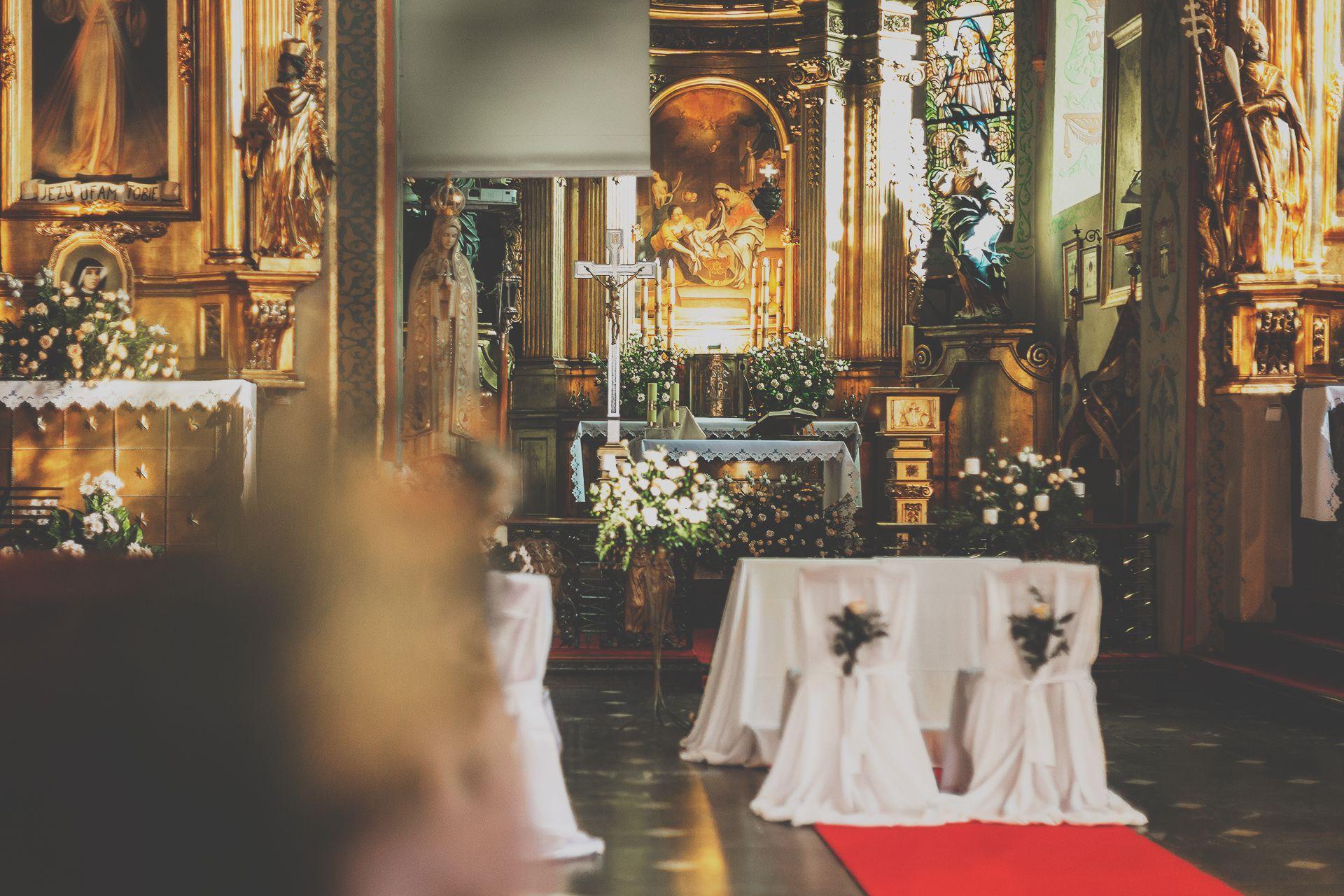 Kościół Narodzenia Najświętszej Marii Panny w Zielonkach