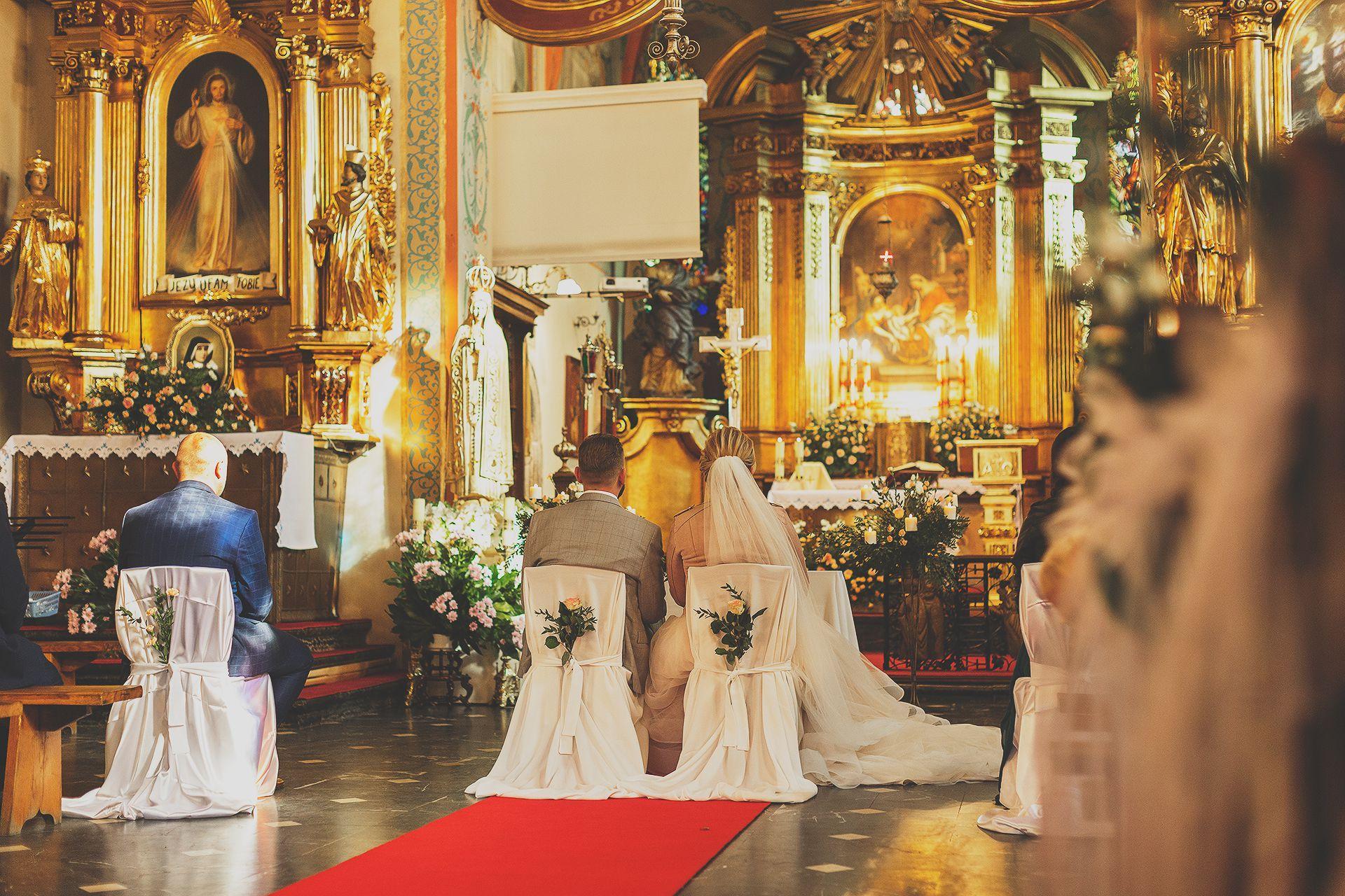 Ślub w Zielonkach
